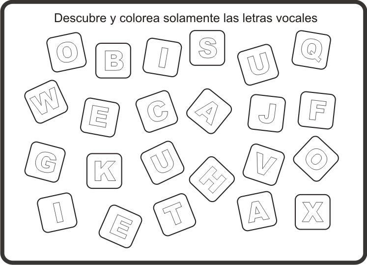 Dibujo Para Imprimir Y Colorear De Dibujo Didáctico Para Colorear